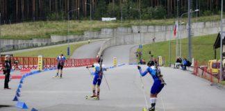Чемпионат и первенства Санкт-Петербурга по летнему биатлону