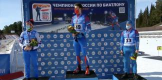 Цветков, Чемпионат России